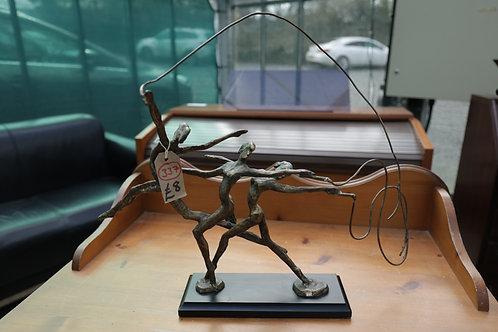 337. Modern Sculpture.