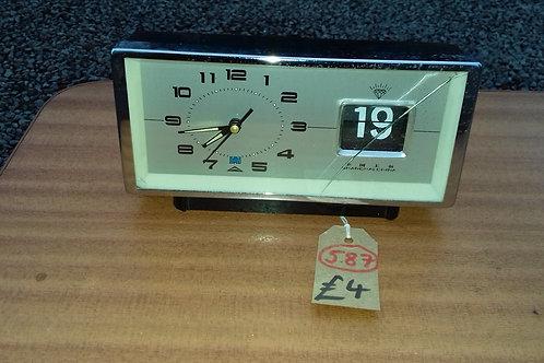 587. Retro Wind Up Alarm Clock