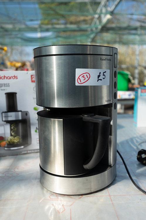131. Coffee Percolator.