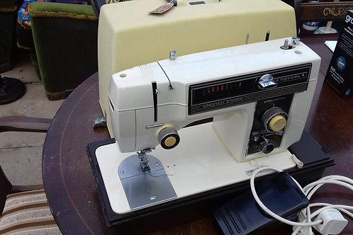 "170. ""Toyota"" Sewing Machine."