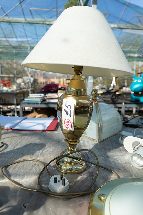 106. Table Lamp