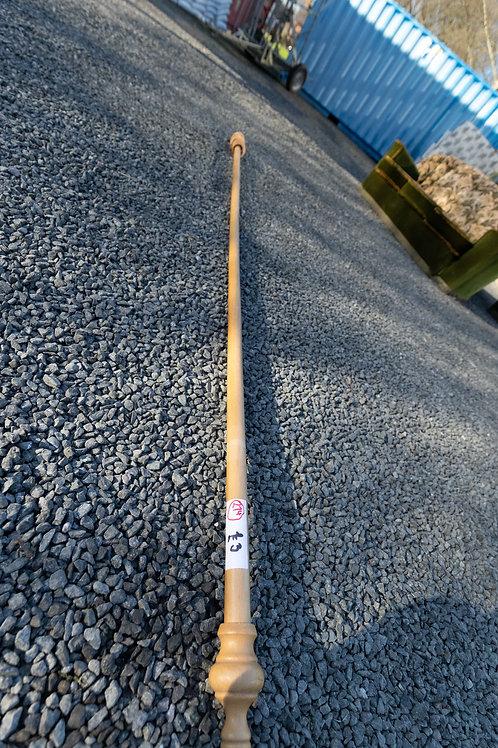 274. Curtain Pole. Length 2.5 m