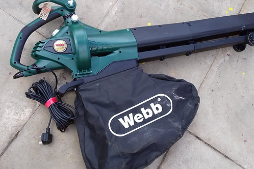 """780. """"Webb"""" Garden Blower and Vacuum. As new."""