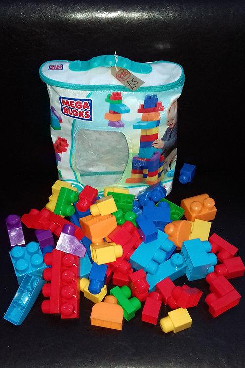 886. Mega Bloks. Ages 1 to 5yrs.