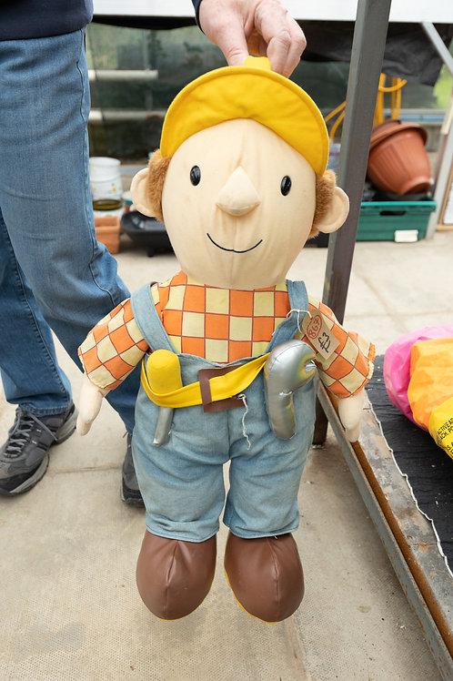 "867. ""Bob The Builder"" Soft Toy"