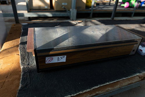 144. Plate warmer / hot plate, Ekor