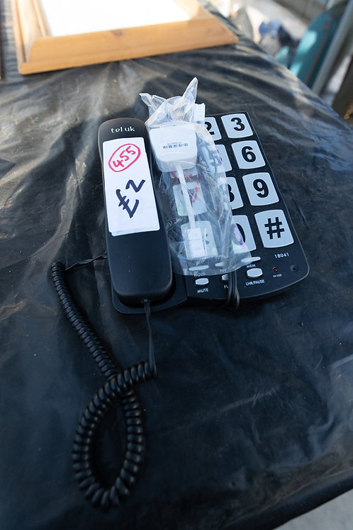 455. Phone with large numbers.