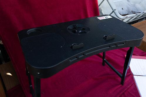 320. Foldable laptop table.
