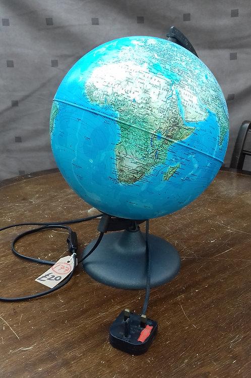 177. Electric Globe Lamp