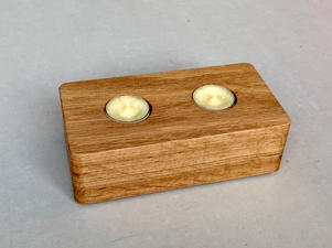 Standard Two candle - £15