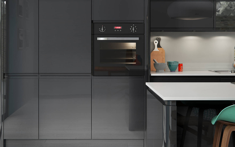 THE WELFORD RANGE, Kitchen design 2021, Intergrated appliances