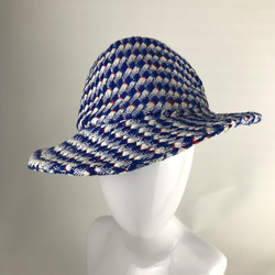 silk lined vintage trilby