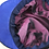 Thumbnail: Navy cashmere fiddler cap