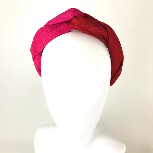 Abaca head band