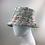Thumbnail: Pale pink Linton tweed bucket hat