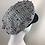 Thumbnail: Blue Linton tweed Fiddler cap