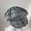 Thumbnail: Blue Linton tweed baker boy cap