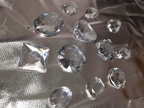 Individual large gems
