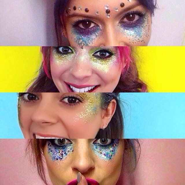 🔸STARGAZER_FESTIVALFACES🔸 🔹COLLABORATION SERIES🔹  It's finally here! So proud of this project