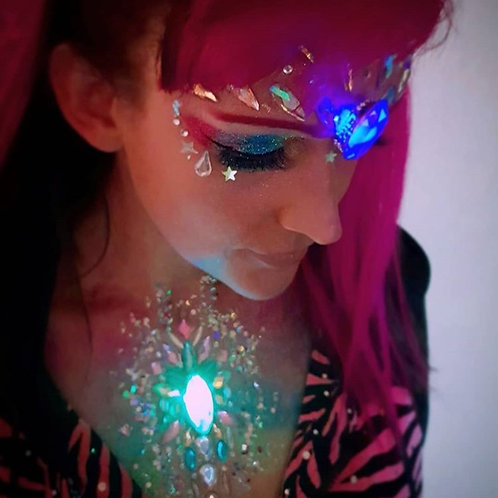 LIGHT UP all in one Body Jewels