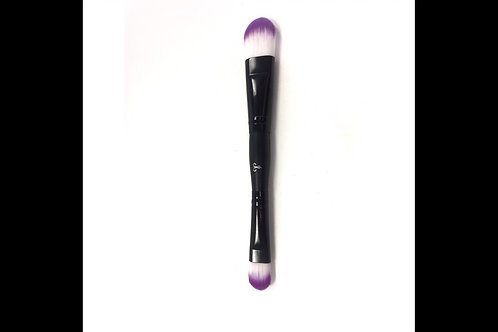 Duo Vegan Glitter Brush