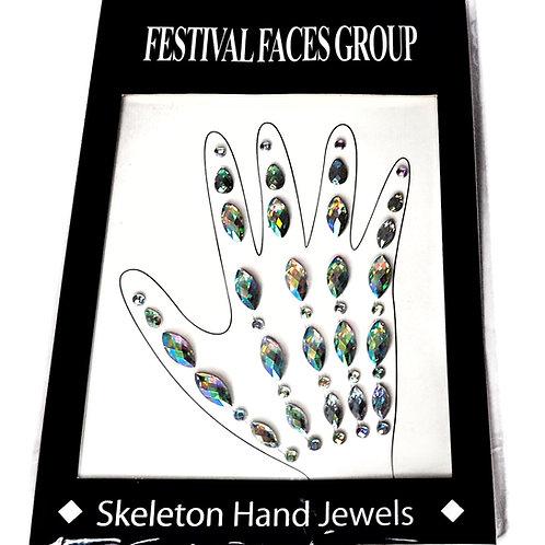 Skeleton Hand Jewels