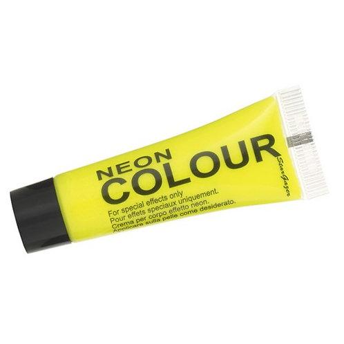 Stargazer UV neon body paint Yellow