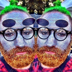 Happy Sunday! Who's looking forward to rocking a glitter beard this summer_ We've got you covered _#glitterbeard #glitteraddict #festival #f