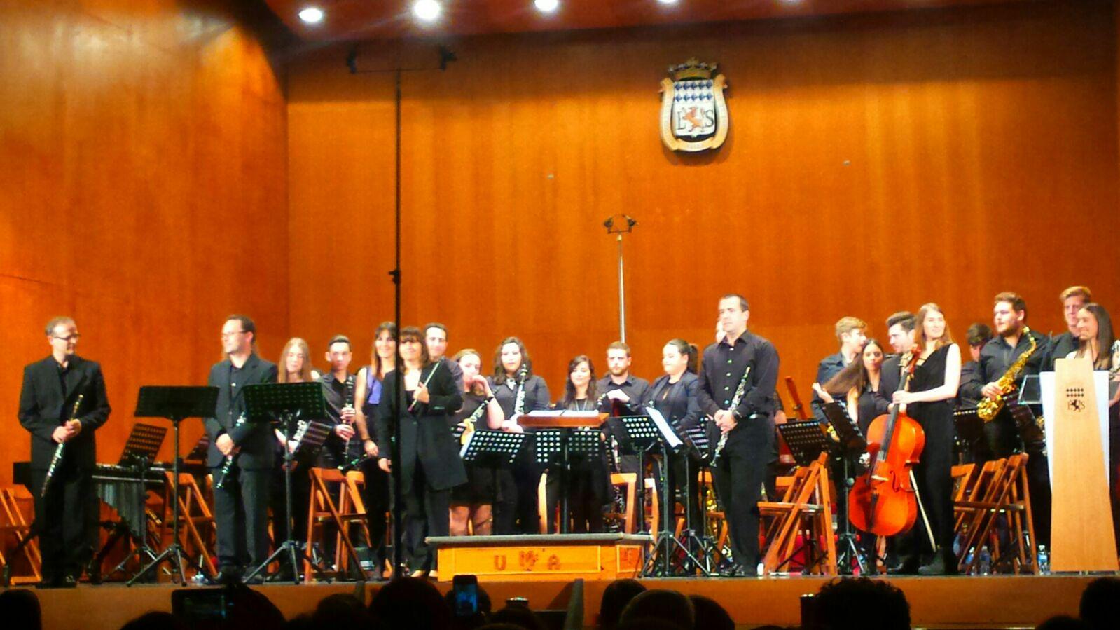 Concert al Teatre Alcázar de Nules