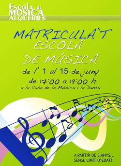 2012 CARTEL ESCOLA DE MUSCIA 2012-13 jun