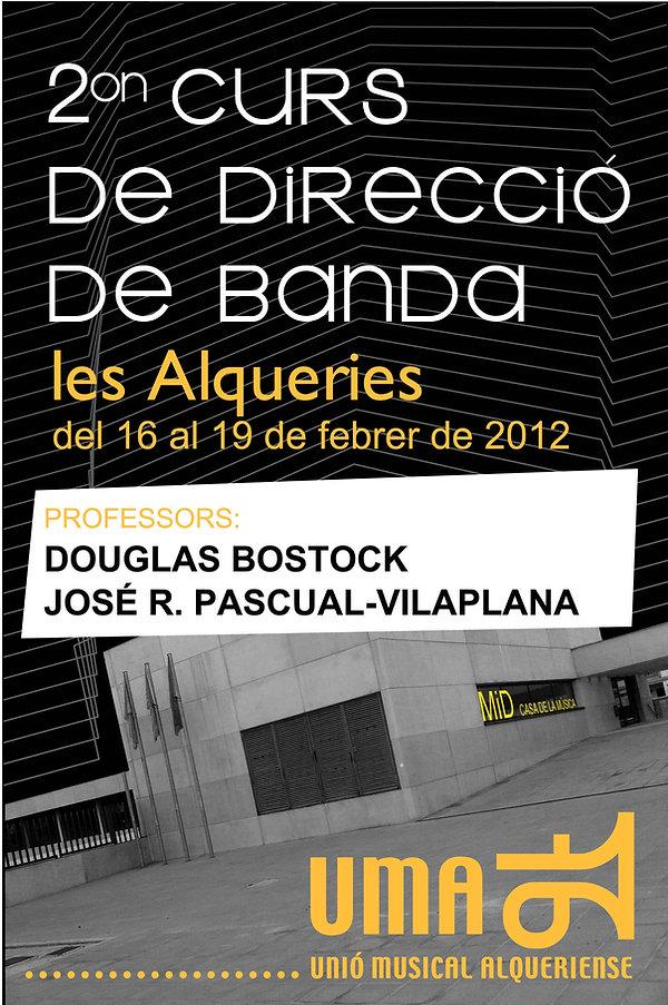 2n Curs de Direcció de Banda Les Alqueries