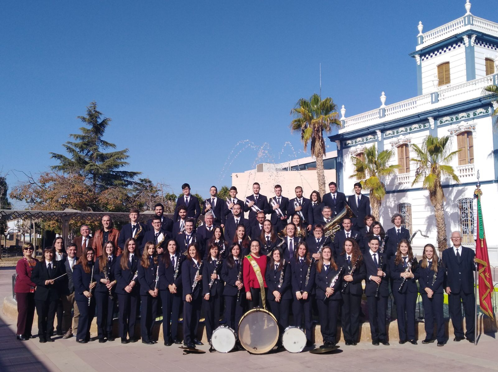 Santa Cecília 2017