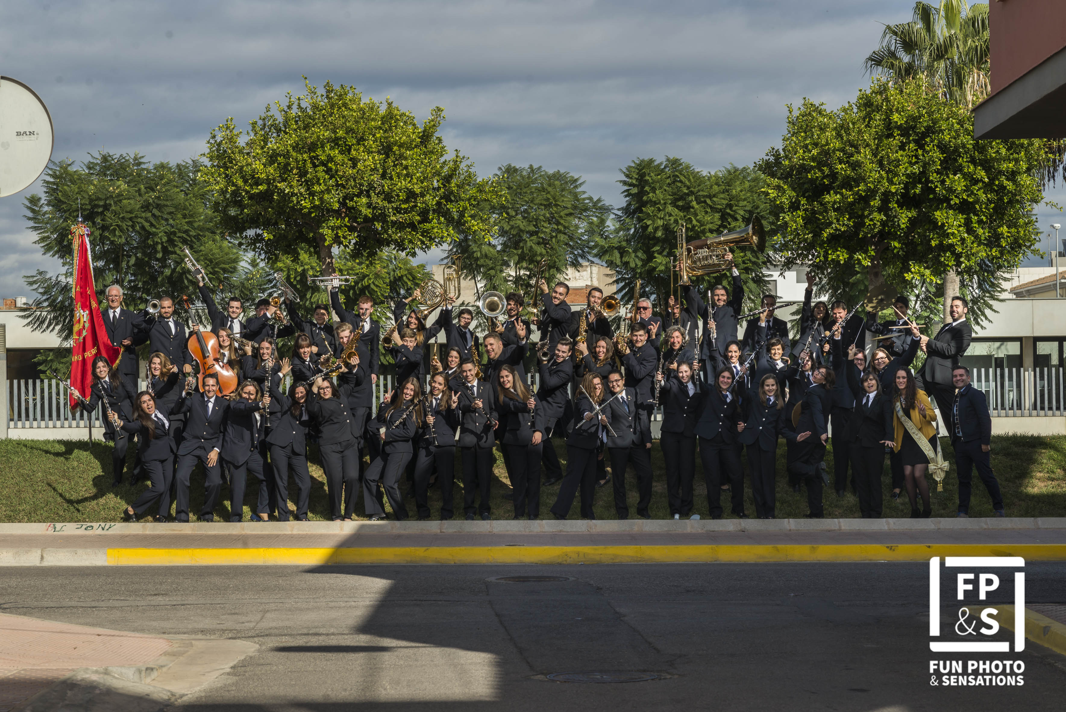 Banda de la UMA 2016
