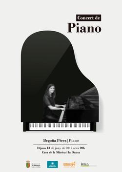 2019 Cartell Piano