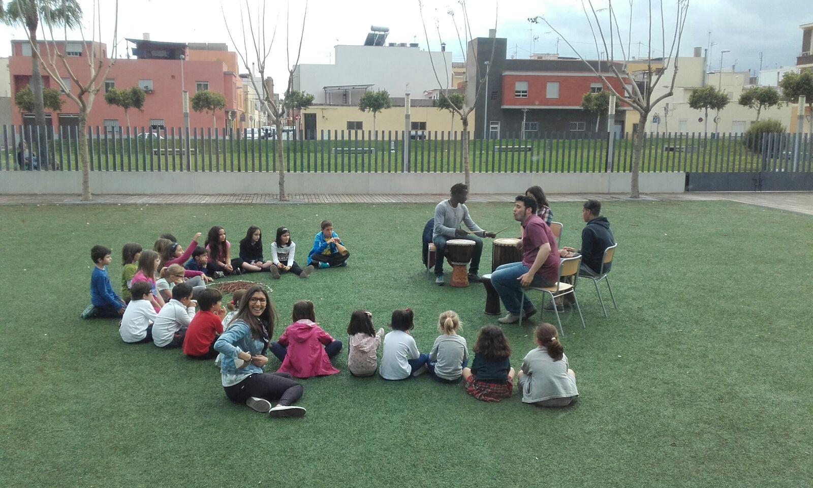 Activitat Escola de Música al MiD
