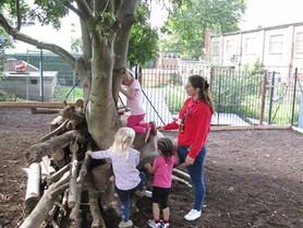 Our Forest Play Garden Opens!