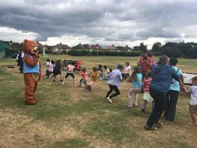 Summer Fair at our new home raises nearly £2000!