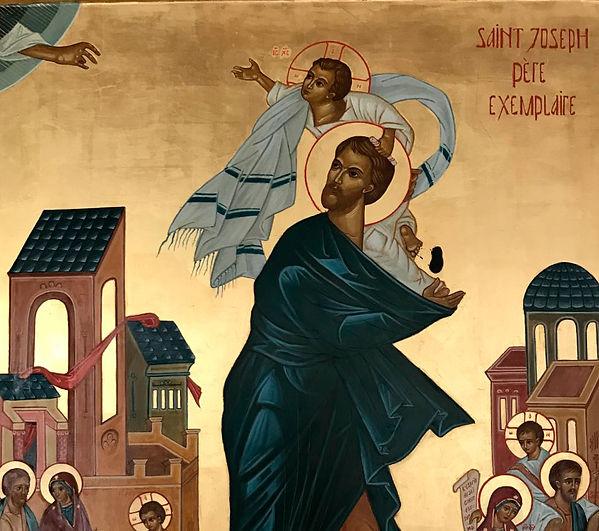 Icône de Saint-Joseph