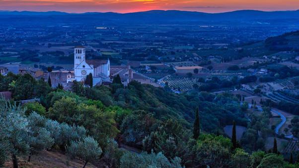 Italie, l'expérience d'Assise