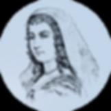 Jeanne Mance, gravure