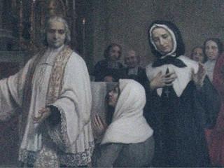 Jeanne Le Ber porteuse d'une tradition