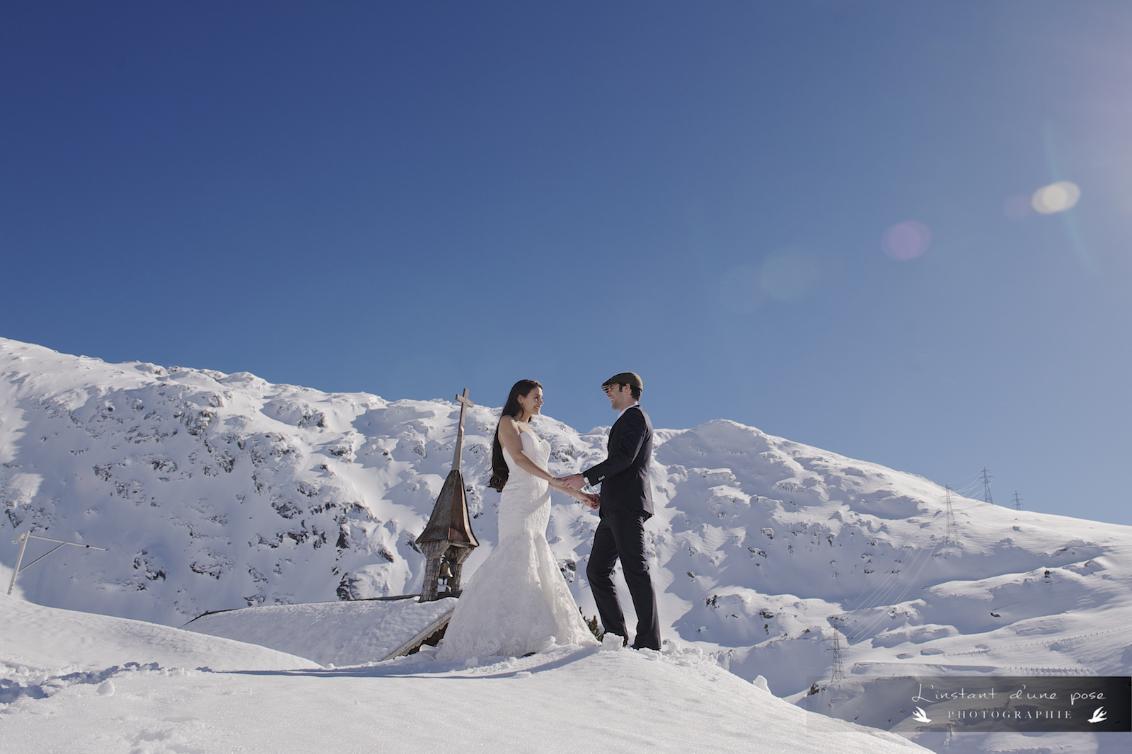 Raphaële et Benoit (Grimsel)