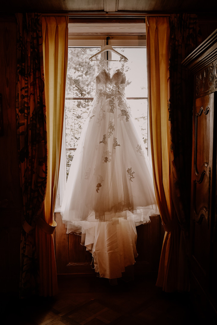 préparatif mariage