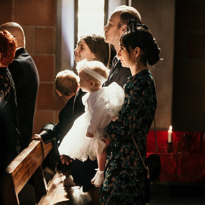 Le baptême d'Arev