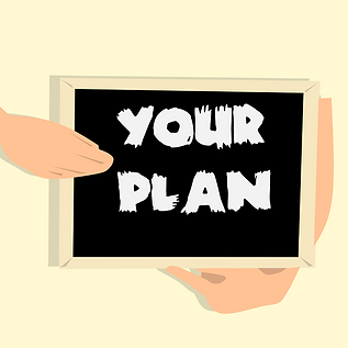 your plan on board