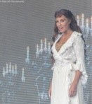 Gorgeous, Christine in her white dress from Phantom of the Opera
