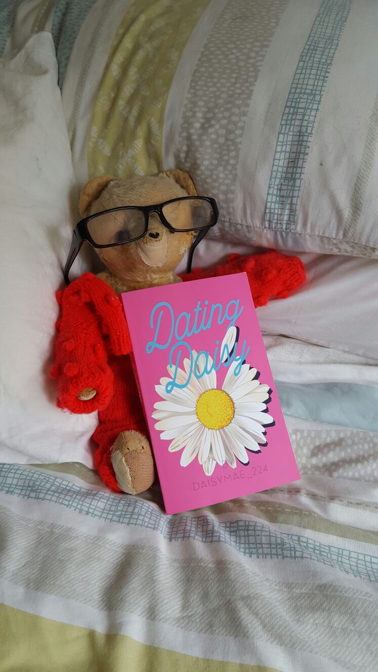 Tedy Robinson votes Dating Daisy Teddy Bear book of the month