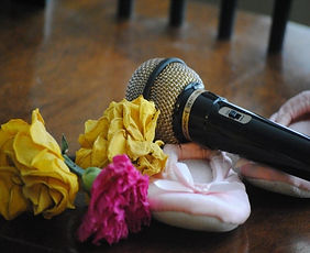 microphone and floers