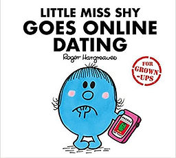 mage of the book cover of Little Miss Shy Goes Internet Dating