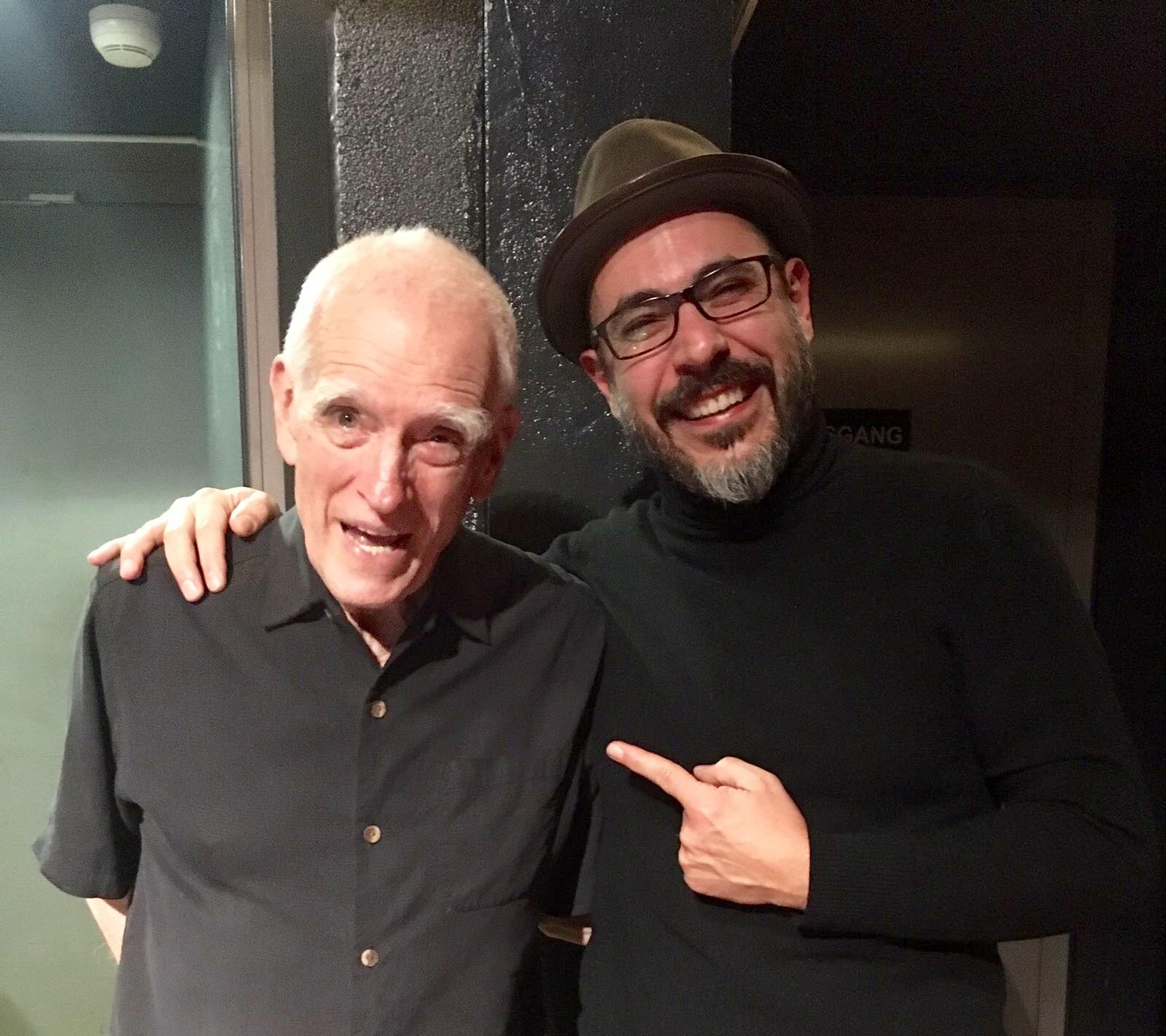 with Steve!